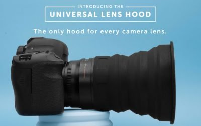 Universal Lens Hood – The One Hood for Every Lens.