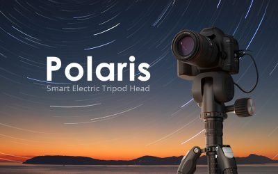 Polaris – Smart Electric Tripod Head