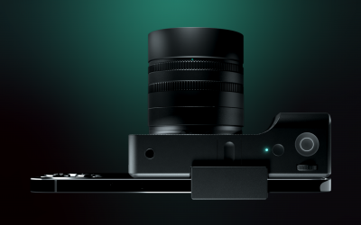 Alice Camera: An AI Camera for Content Creators