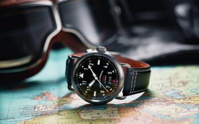 Vintage Style Pilot watches with Swiss and Japan Movements