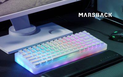 Marsback, A 75% Mechanical Keyboard For Custom Enthusiast