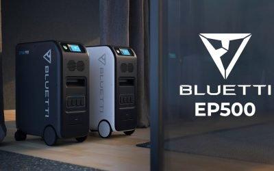 BLUETTI EP500 & EP500Pro – The New Era of Home Backup Power