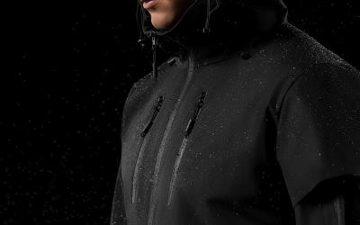 GAMMA: All-Season 100% Graphene Infused Heated Jacket