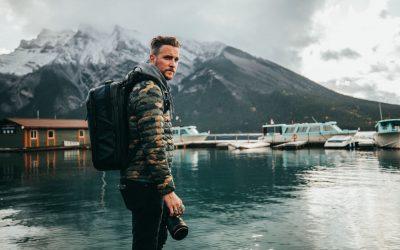 The Everyday Camera Line: Peter McKinnon X NOMATIC