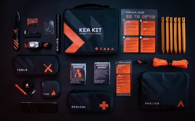 KEA KIT | The Outdoor Survival System For Any Adventure