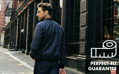 The Bomber Jacket, Reinvented