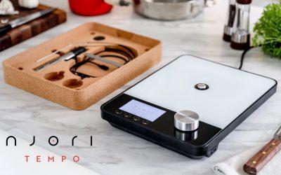 Njori Tempo – The smart cooker for adventurous chefs