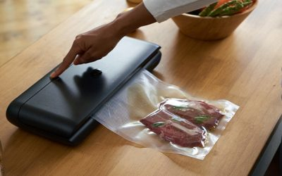 SEALVAC: Vacuum Sealing Done In Seconds To Prevent Spoilage